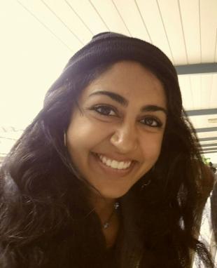 Devi Ganapthi, Undergraduate Caltech